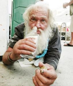 Homeless on Duval