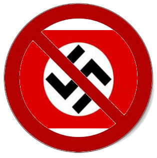 No Nazi Flags